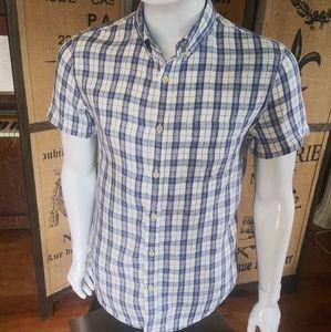 Lucky Brand Short Sleeve Shirt, California Fit